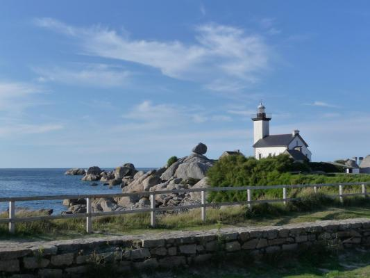 Pontusval Lighthouse